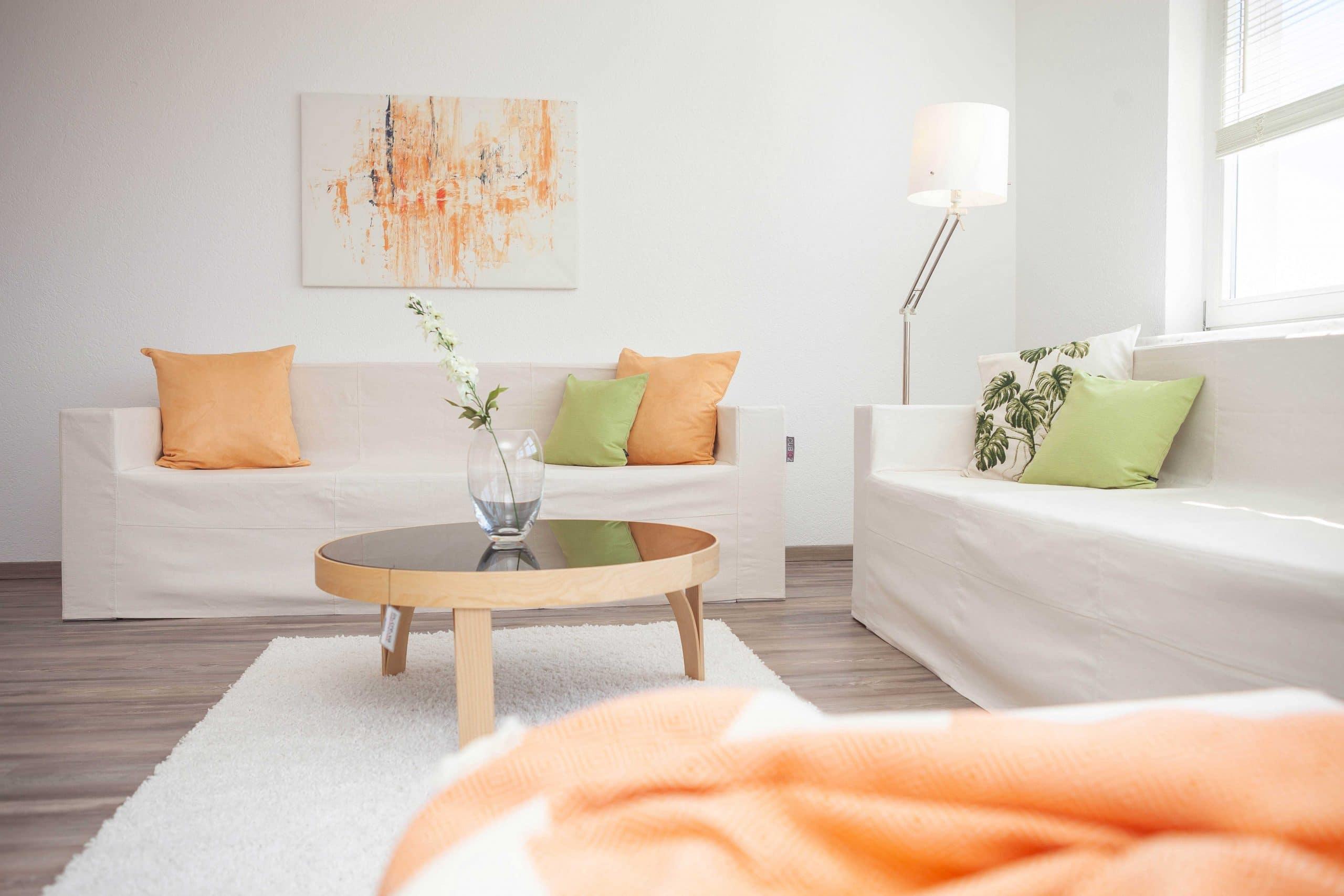 Home Staging für Immobilien, Musterwohnungen und Fix & Flip
