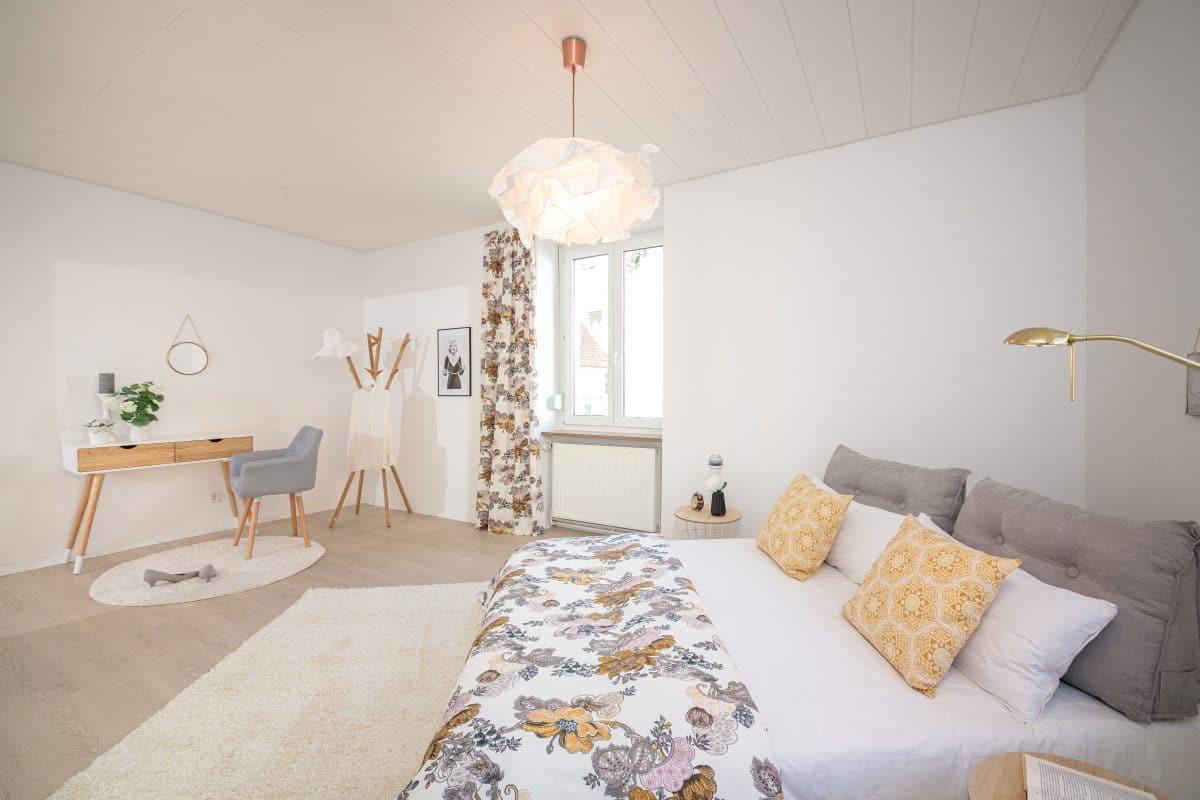 Home-Staging-WOHNEN-IST-Fix-Flip-Schlafzimmer